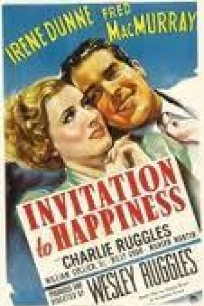 Caratula, cartel, poster o portada de Invitación a la felicidad