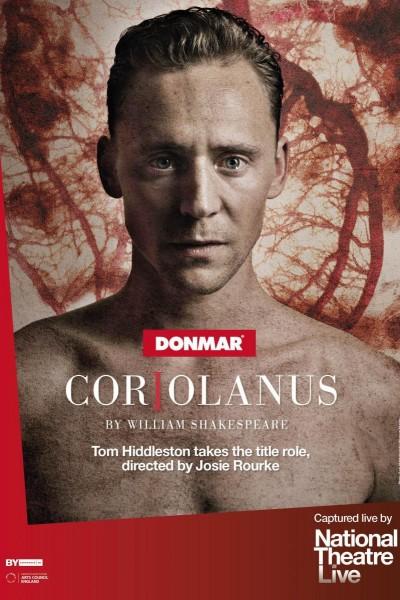 Caratula, cartel, poster o portada de National Theatre Live: Coriolanus