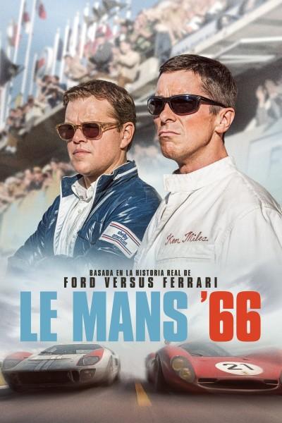 Caratula, cartel, poster o portada de Le Mans \'66