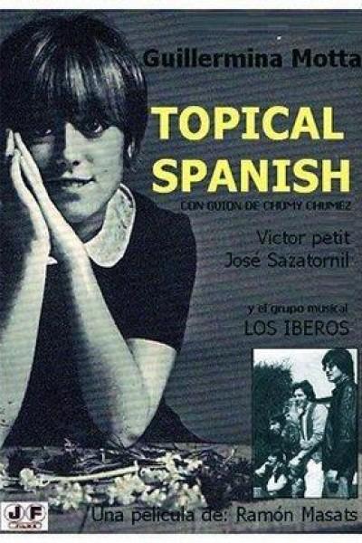 Caratula, cartel, poster o portada de Topical Spanish