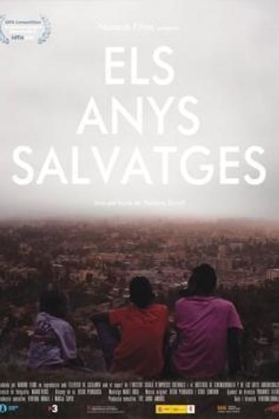 Caratula, cartel, poster o portada de Los años salvajes