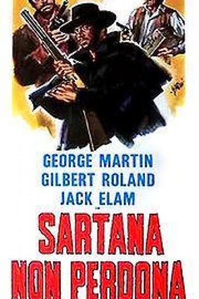 Caratula, cartel, poster o portada de Sonora (Sartana no perdona)