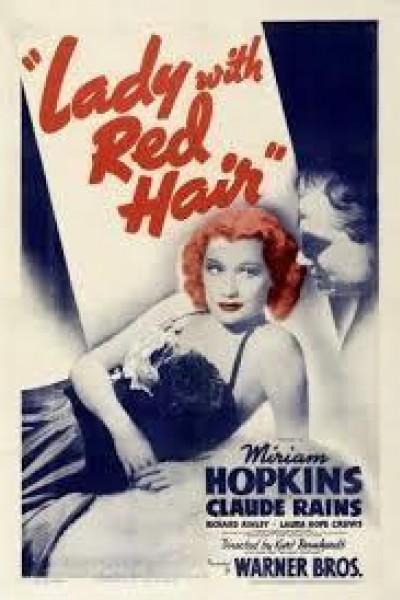 Caratula, cartel, poster o portada de Lady with Red Hair