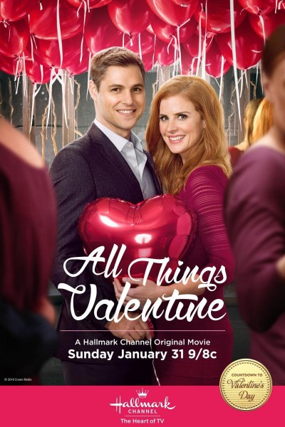 Caratula, cartel, poster o portada de All Things Valentine