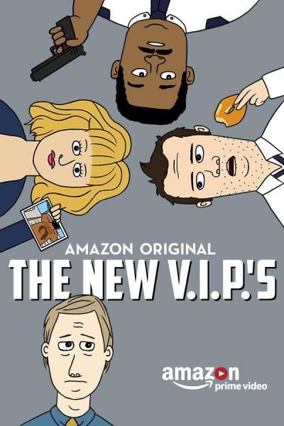Caratula, cartel, poster o portada de The New V.I.P.\'s