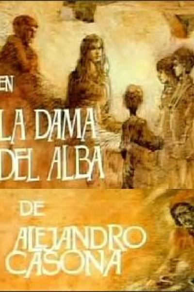 Caratula, cartel, poster o portada de La dama del alba