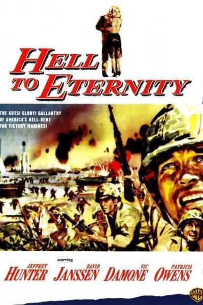 Caratula, cartel, poster o portada de Del infierno a la eternidad