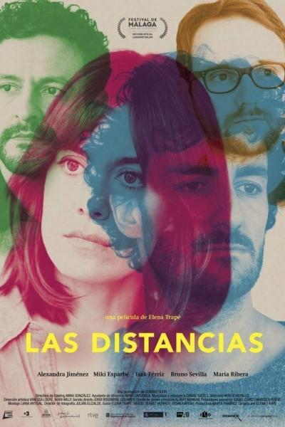 Caratula, cartel, poster o portada de Las distancias