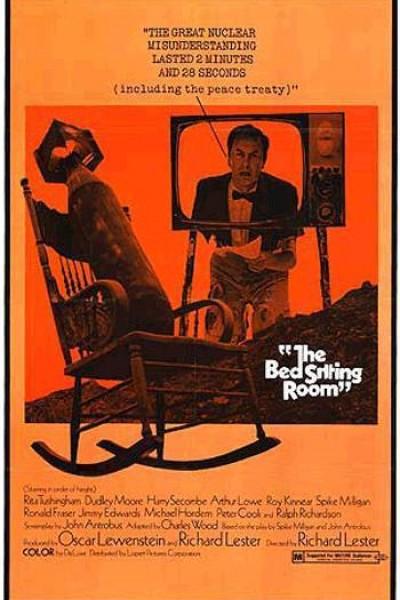 Caratula, cartel, poster o portada de La sala de estar con cama