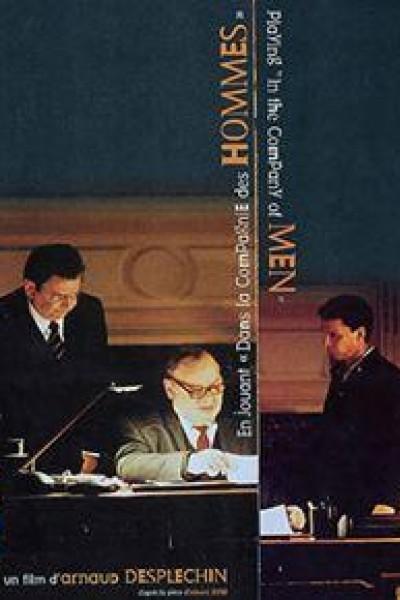 Caratula, cartel, poster o portada de Léo, en jouant \'Dans la compagnie des hommes\'