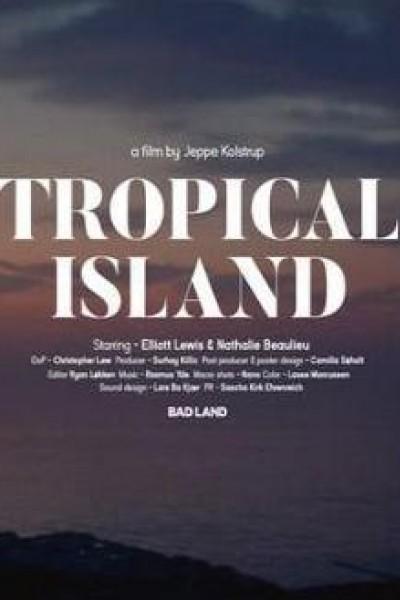 Caratula, cartel, poster o portada de Tropical Island
