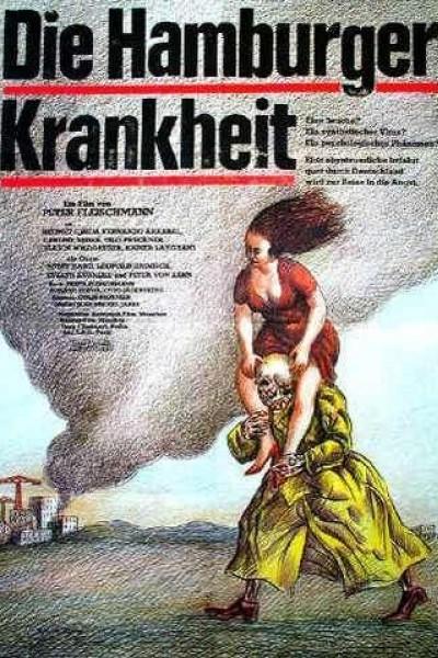 Caratula, cartel, poster o portada de El virus de Hamburgo
