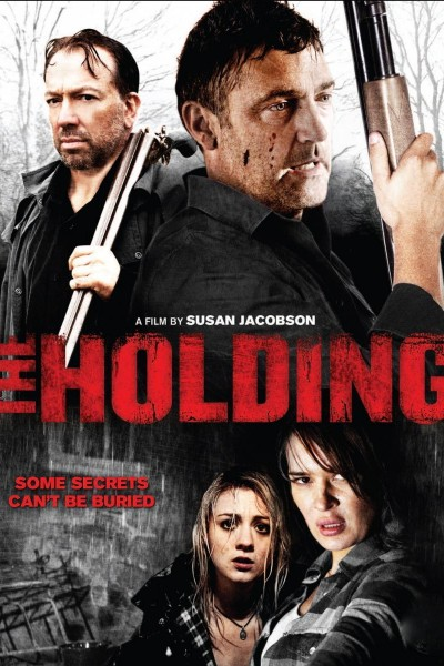 Caratula, cartel, poster o portada de The Holding