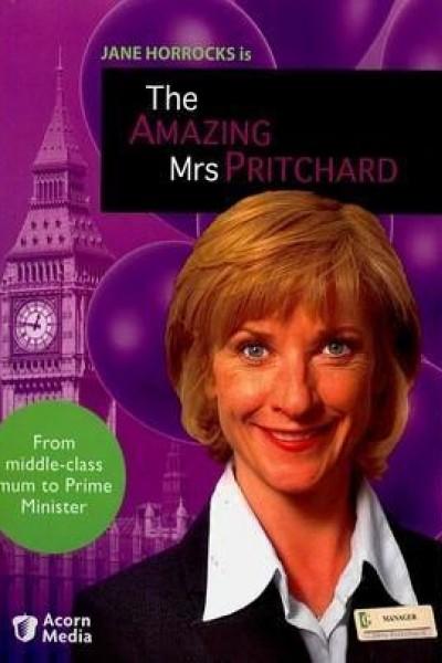 Caratula, cartel, poster o portada de The Amazing Mrs Pritchard