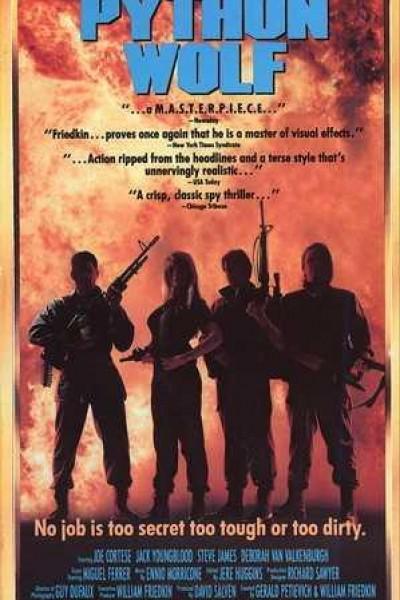 Caratula, cartel, poster o portada de Grupo antiterrorista II