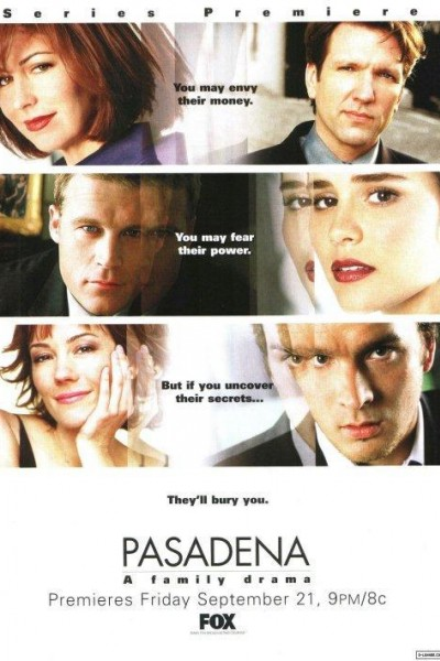 Caratula, cartel, poster o portada de Pasadena