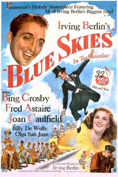 Caratula, cartel, poster o portada de Cielo azul