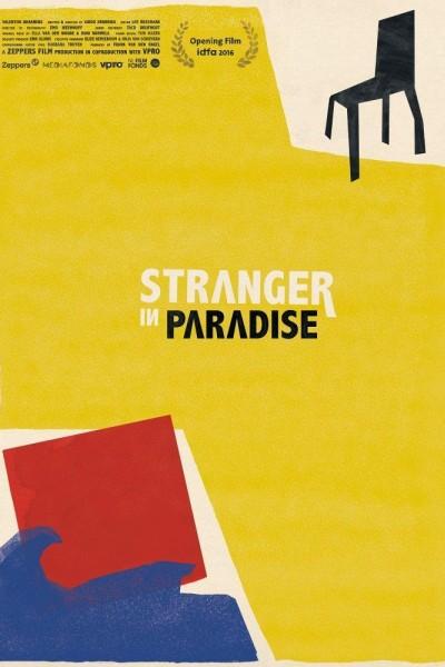 Caratula, cartel, poster o portada de Un extraño en el paraíso
