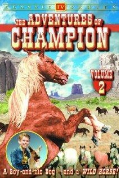 Caratula, cartel, poster o portada de Las aventuras de Campeón
