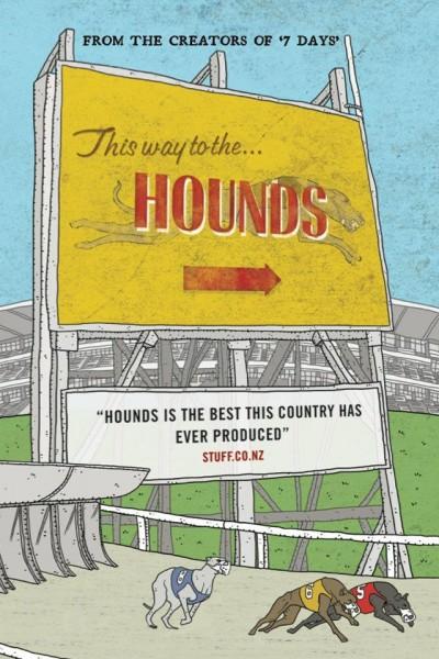 Caratula, cartel, poster o portada de Hounds