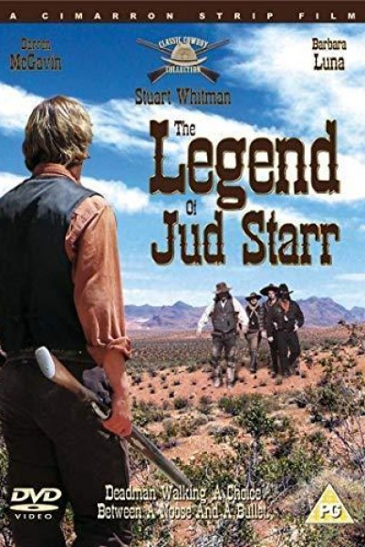 Caratula, cartel, poster o portada de La leyenda de Jud Starr
