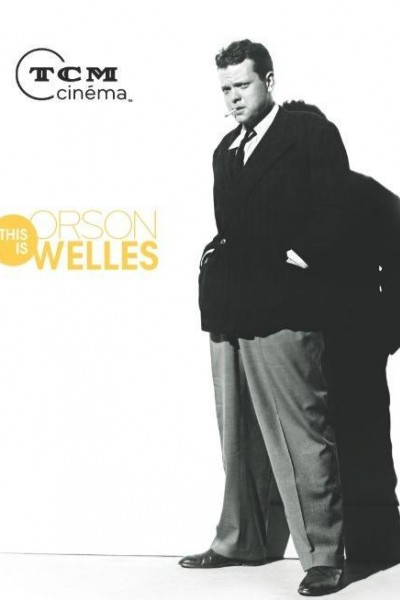 Caratula, cartel, poster o portada de This Is Orson Welles