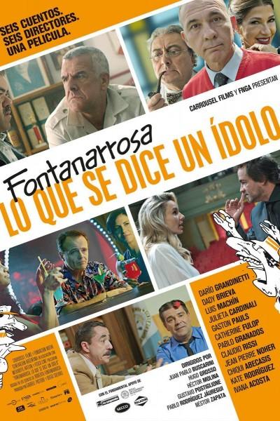 Caratula, cartel, poster o portada de Fontanarrosa, lo que se dice un ídolo