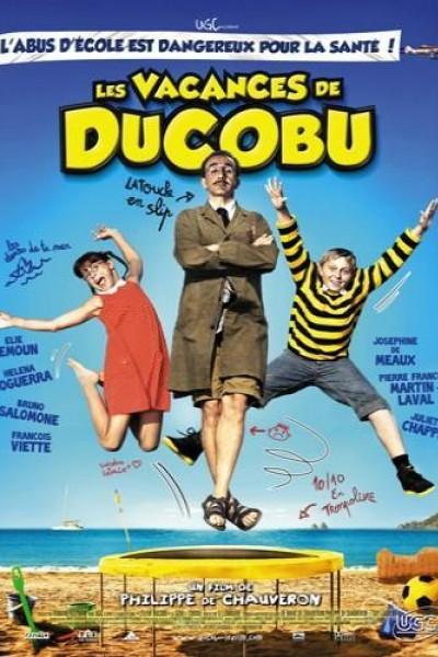 Caratula, cartel, poster o portada de Les vacances de Ducobu