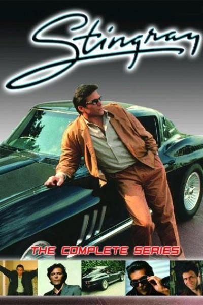 Caratula, cartel, poster o portada de Stingray