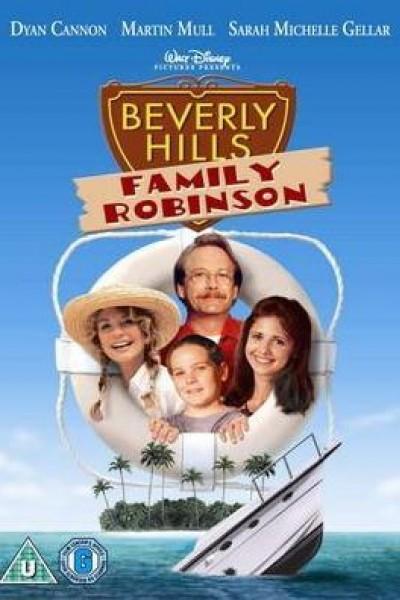 Caratula, cartel, poster o portada de Beverly Hills Family Robinson