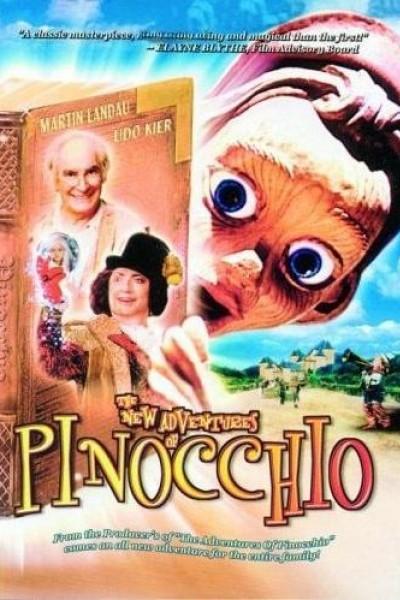 Caratula, cartel, poster o portada de Pinocho y Geppetto