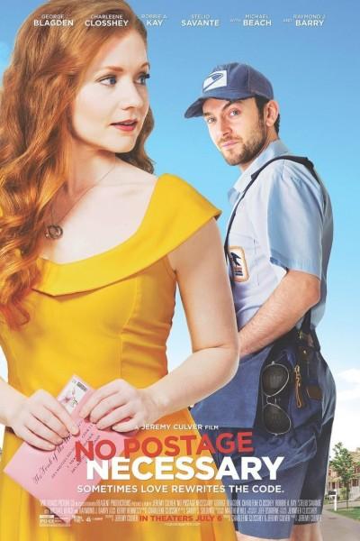 Caratula, cartel, poster o portada de No Postage Necessary