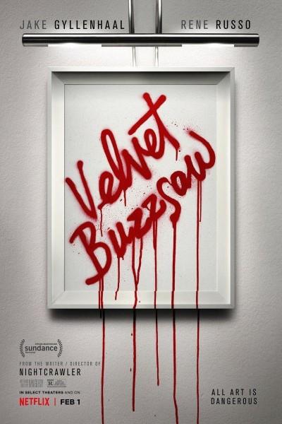 Caratula, cartel, poster o portada de Velvet Buzzsaw