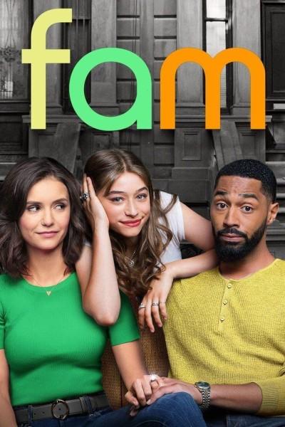 Caratula, cartel, poster o portada de Fam