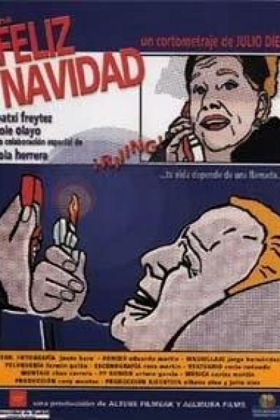 Caratula, cartel, poster o portada de Una feliz Navidad