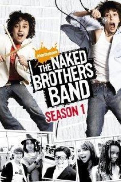 Caratula, cartel, poster o portada de The Naked Brothers Band