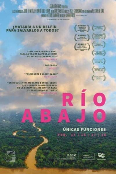 Caratula, cartel, poster o portada de Río abajo