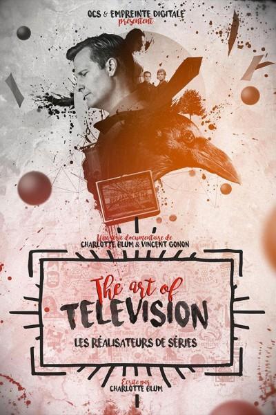 Caratula, cartel, poster o portada de El arte de la televisión