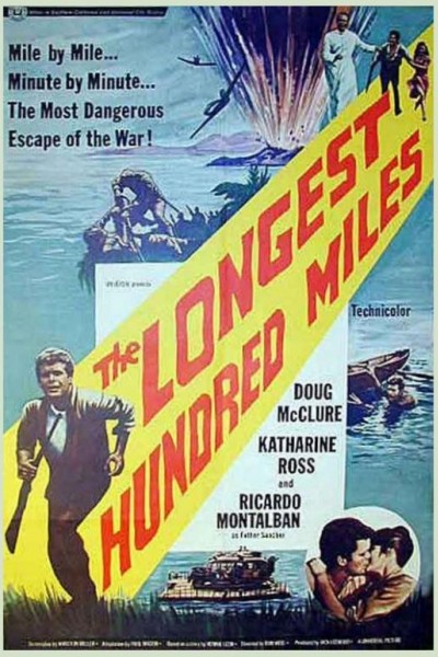 Caratula, cartel, poster o portada de The Longest Hundred Miles