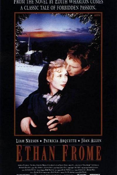 Caratula, cartel, poster o portada de Ethan Frome