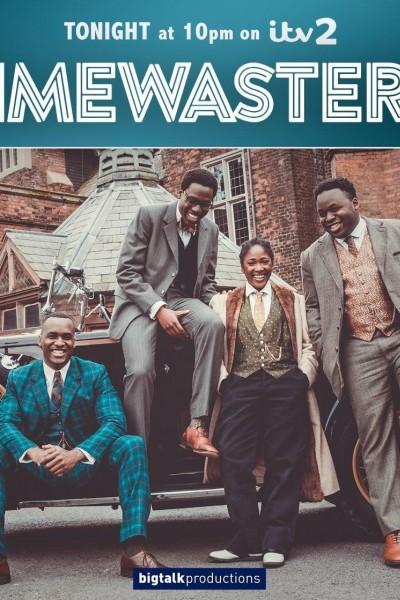 Caratula, cartel, poster o portada de Timewasters