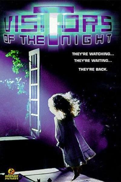 Caratula, cartel, poster o portada de Los visitantes de la noche
