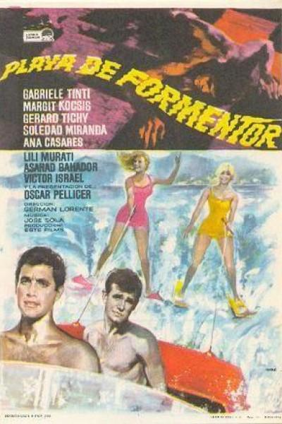 Caratula, cartel, poster o portada de Playa de Formentor