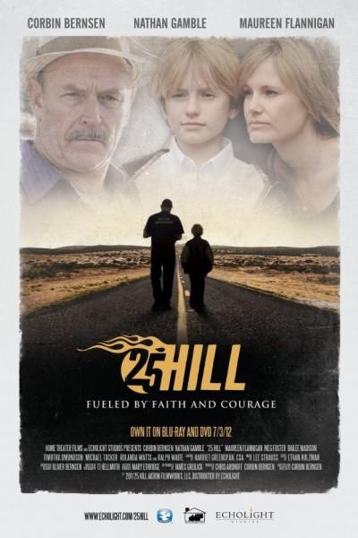 Caratula, cartel, poster o portada de 25 Hill