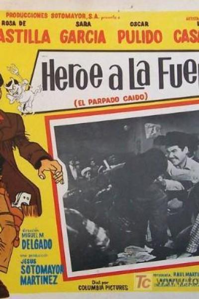 Caratula, cartel, poster o portada de Héroe a la fuerza
