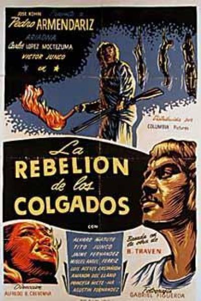 Caratula, cartel, poster o portada de La rebelión de los colgados