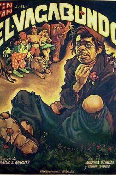 Caratula, cartel, poster o portada de El vagabundo