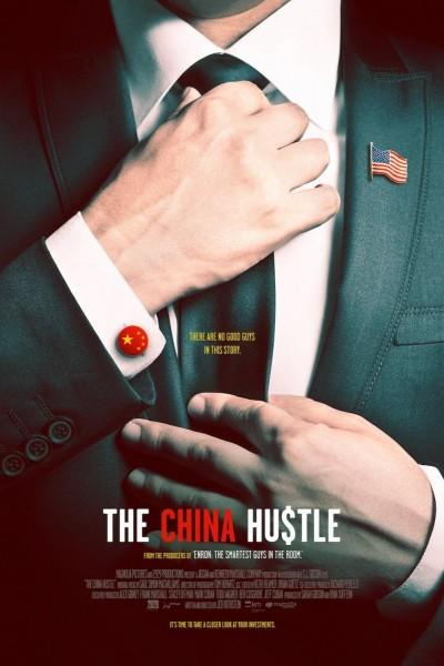 Caratula, cartel, poster o portada de The China Hustle