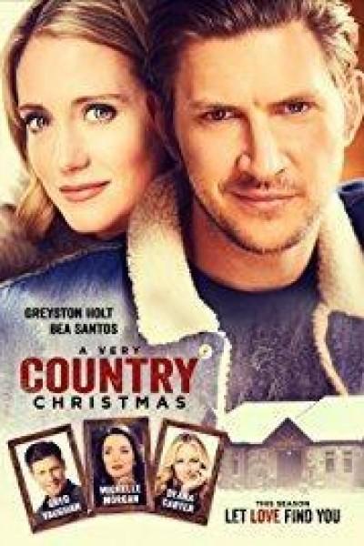 Caratula, cartel, poster o portada de A Very Country Christmas