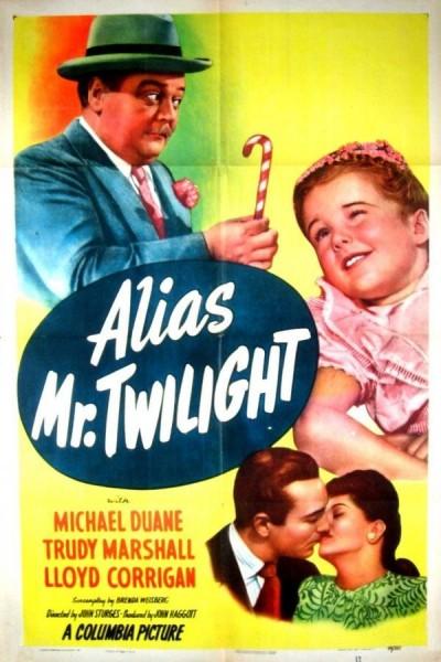 Caratula, cartel, poster o portada de Alias Mr. Twilight